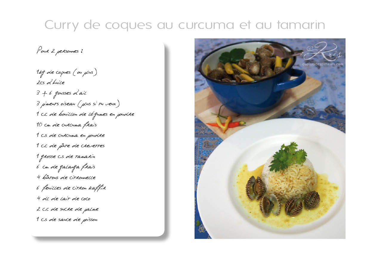 curry-coques